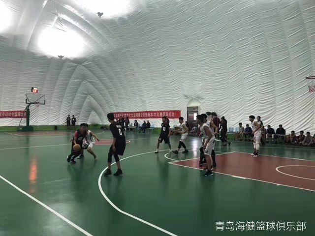 青岛海健篮球俱乐部